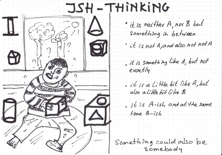 ISH-thinking
