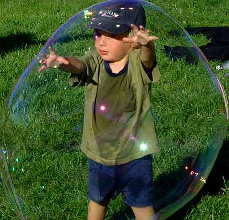 bubble-boy