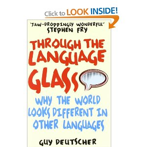 through the language glass Through the looking glass study guide contains a biography of lewis carroll,  throughout the work, he has been stressing the arbitrary nature of language.