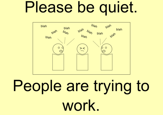 Quiet_Please___Sign_by_StuartGilbert