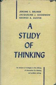 study of thinking