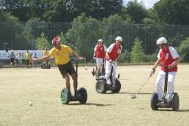 segway hockey
